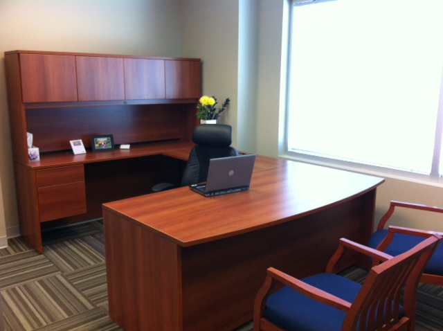 Furnished offices